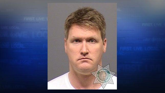 Steven James Hilton, Arrest Photo