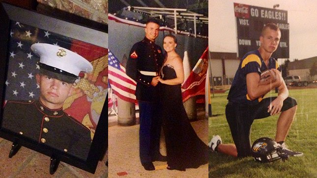 Lance Cpl. Ty Hart (Photos provided by family)