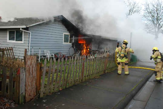 (Photos: Forest Grove Fire & Rescue)