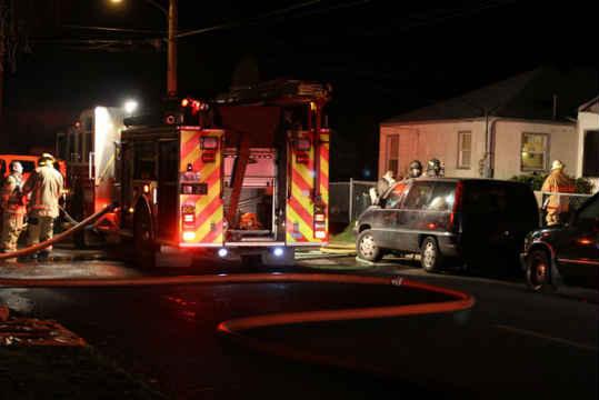 (Photo: Cowlitz 2 Fire & Rescue)