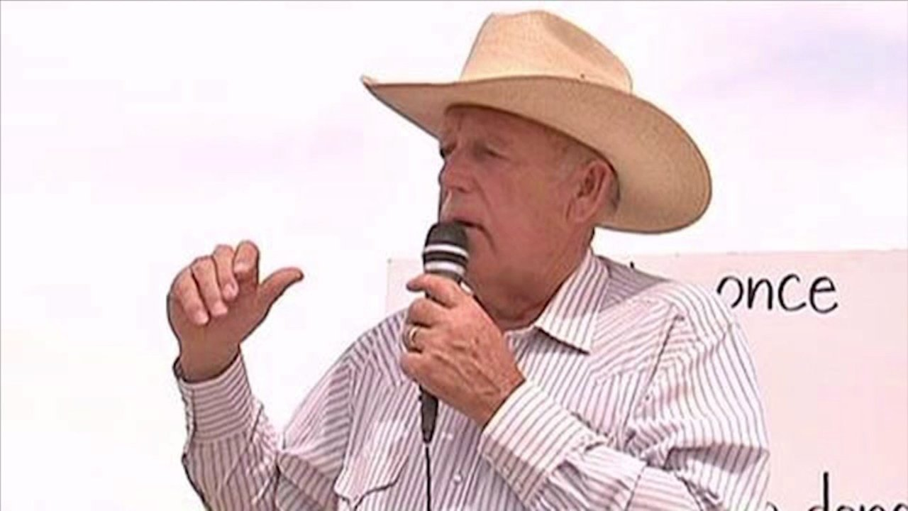 Cliven Bundy, file image