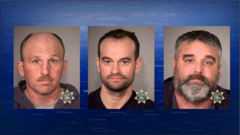 Duane Ehmer, Dylan Anderson & Jason Patrick (Courtesy: Multnomah Co. Sheriff's Dept.)