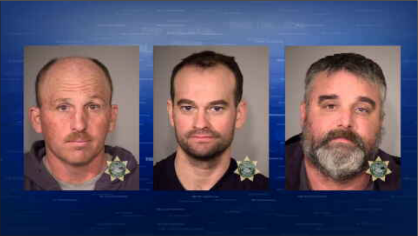 Duane Ehmer, Dylan Anderson & Jason Patrick (Courtesy: Multnomah Co. Sheriff's Dept.)