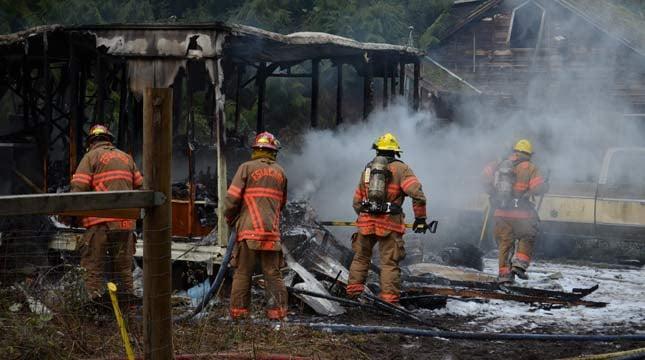 Photo: Estacada Rural Fire District