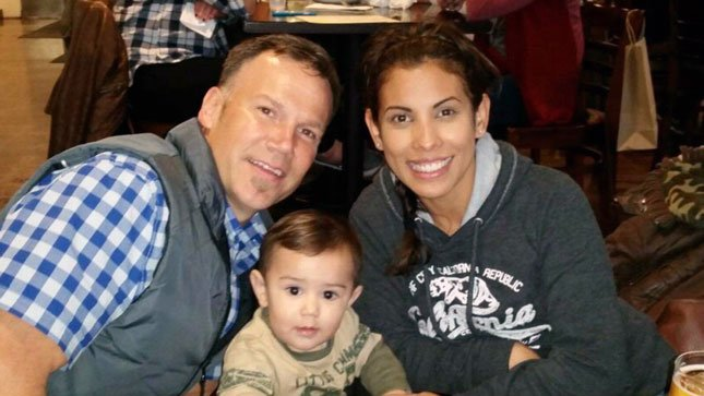 Photo: Bachmann family