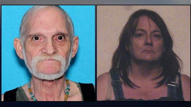 Albert Kloehn and Pamela Benberg (Photos provided by Woodland PD)