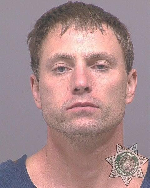 Jason Hogan Jr., jail booking photo