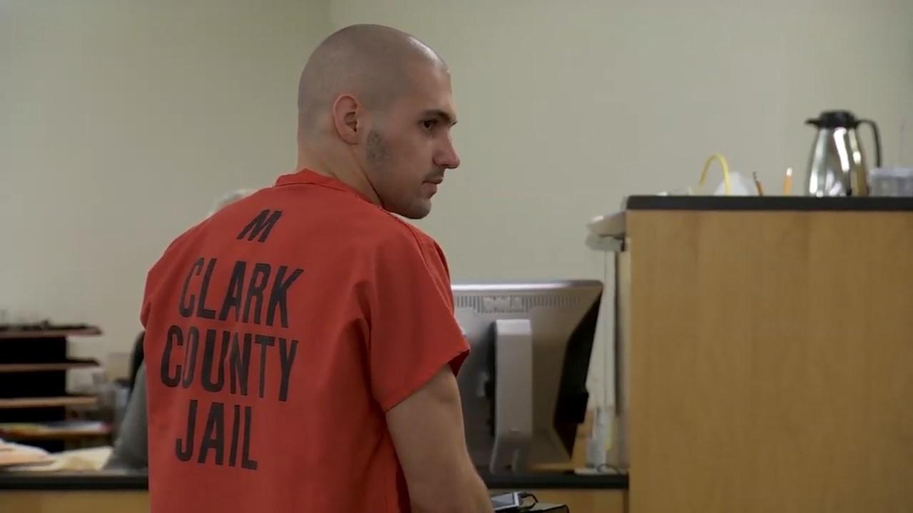 Irving Diaz Rodriguez in court Thursday.
