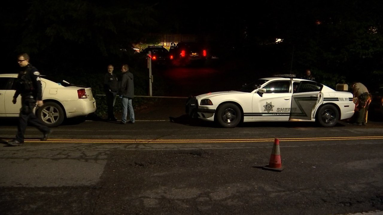 Police investigating reports of a suicide in Lake Oswego determined the man had been killed.