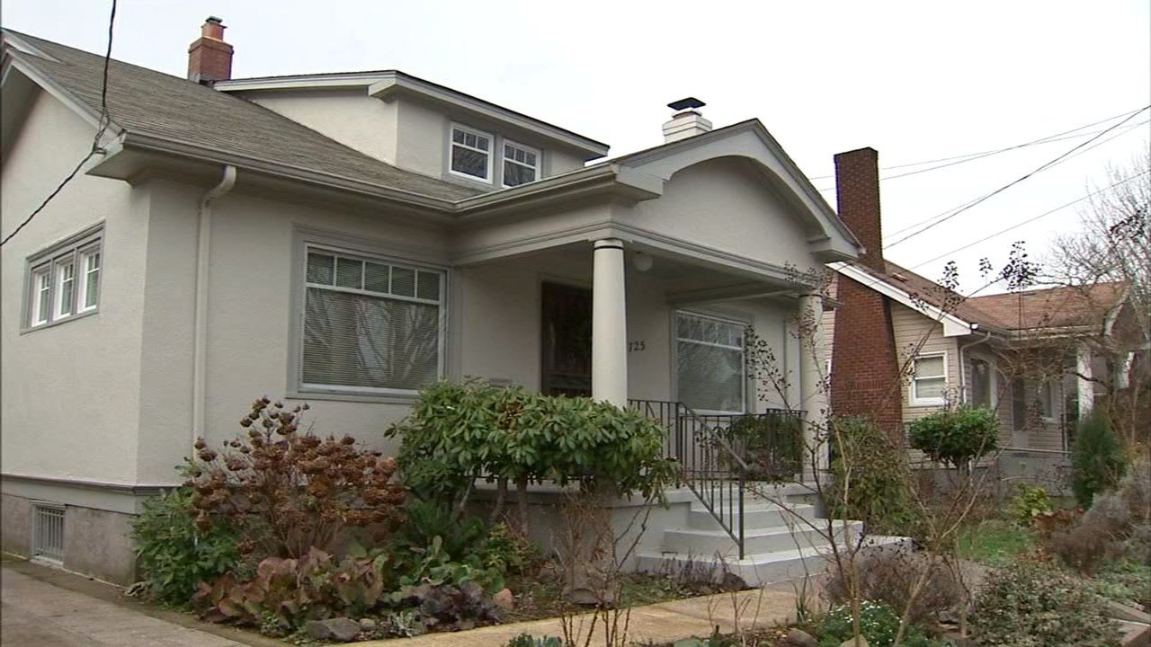 Josephine Gantt, 82, has filed a lawsuit asking to block the sale of her Portland home.