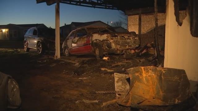 Lebanon family escapes house fire thanks to watchful police officer