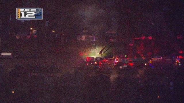 Fire crews respond to attic fire in southeast Portland