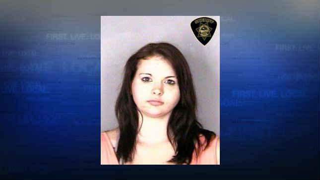Leah Carlson (Photos: Marion Co. Sheriff's Office)