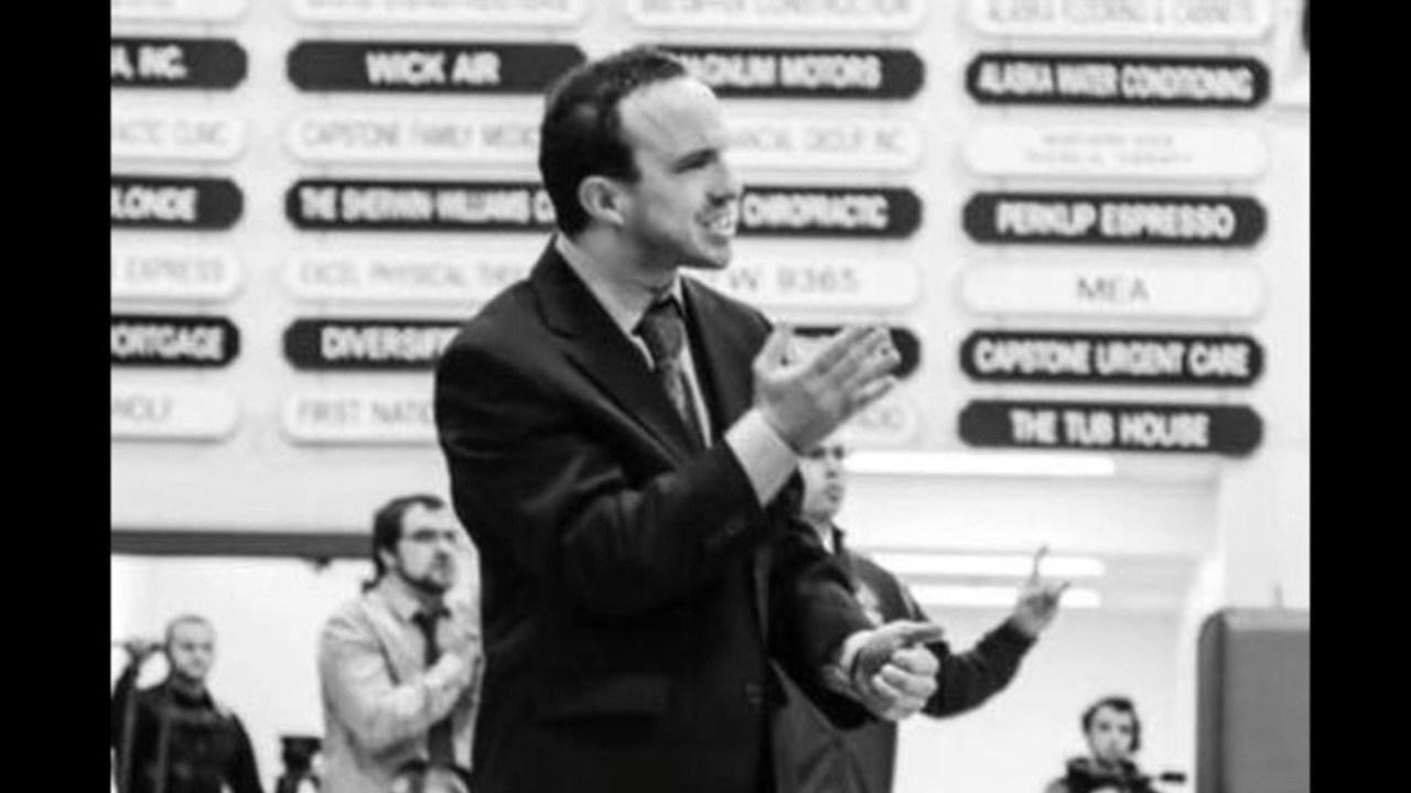 Lincoln High School basketball coach Patrick Adelman (Photo: Facebook)