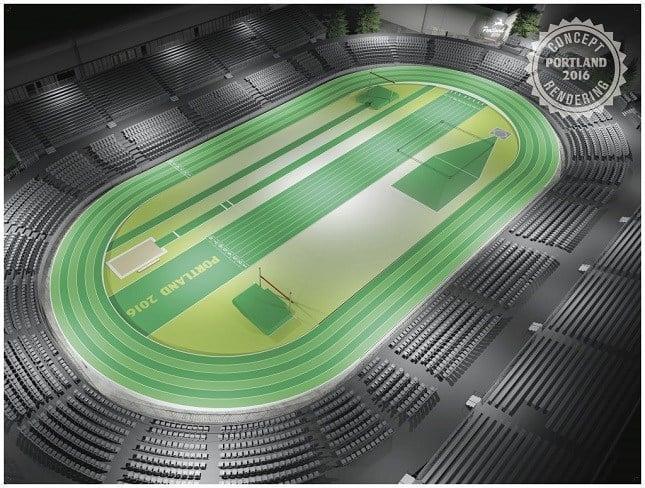 Courtesy: IAAF Portland Championships website