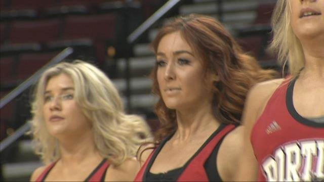 Blazer Dancer Lindsay will be the first Blazers dancer  on the All Star dance team in more than six years.