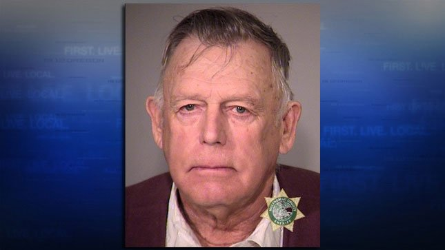 Cliven Bundy, jail booking photo (Photo: Multnomah Co. Sheriff's Office)