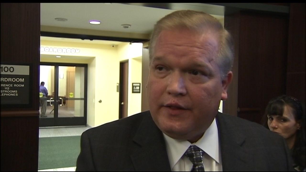 Multnomah County Sheriff Dan Staton (FOX 12 file image)