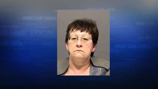 Lisa Peterson (Courtesy: Clackamas Co. Jail)