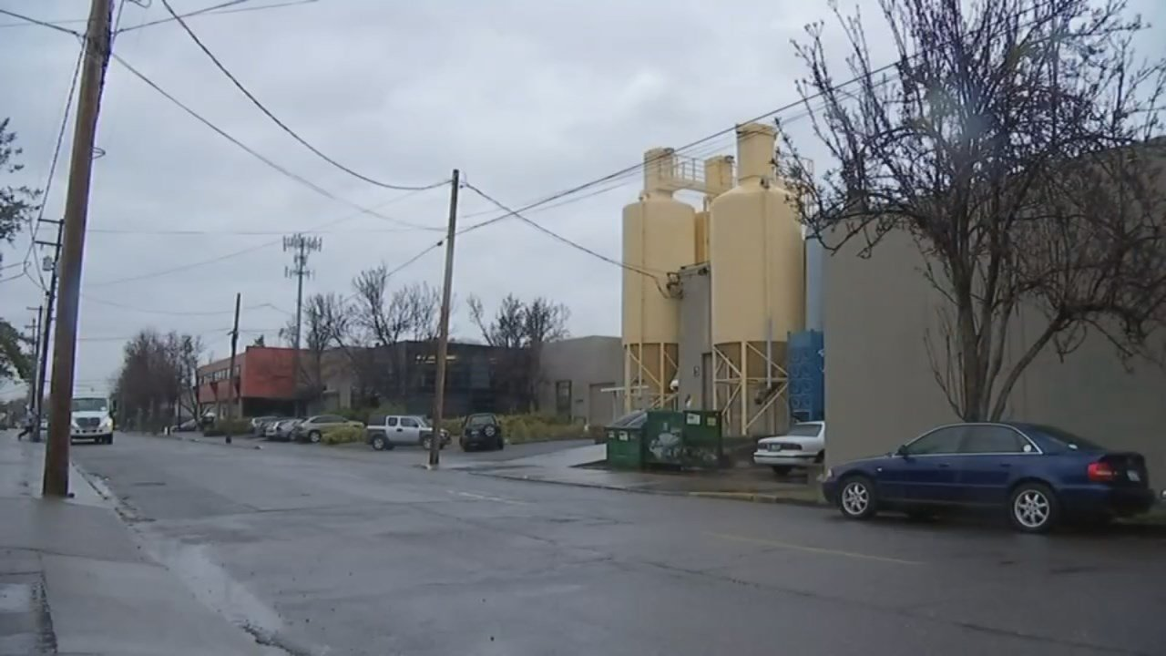 """Bullseye Glass co-founder Dan Schwoerer said, """"We are concerned that DEQ's frantic actions could put us out of business and cause 140 people to lose their jobs."""""""