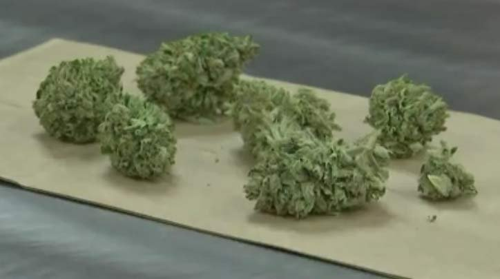 Sale of recreational marijuana (KPTV file image)