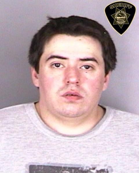 Jonathan Combs, jail booking photo
