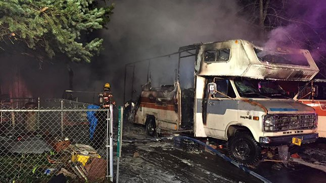 (Photo: Estacada Fire Department)
