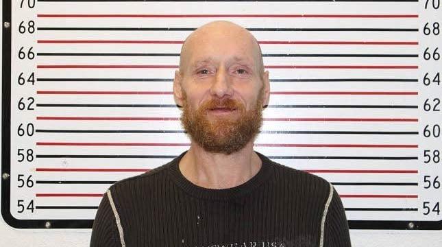 Phillip Ferry, prior jail booking photo