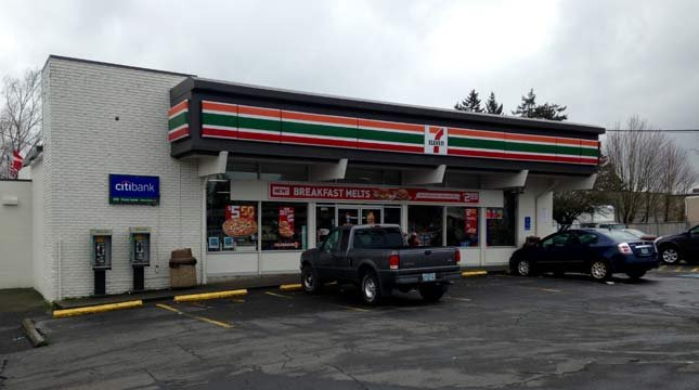 Gresham 7-Eleven where police said a sex abuse suspect initially met the 18-year-old victim.