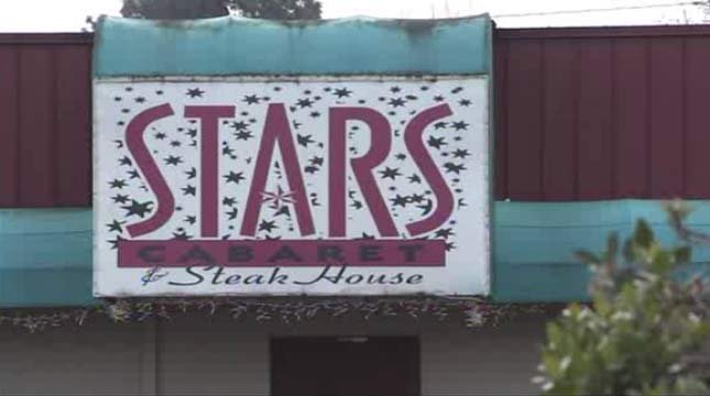 Stars Cabaret in Beaverton (file image)