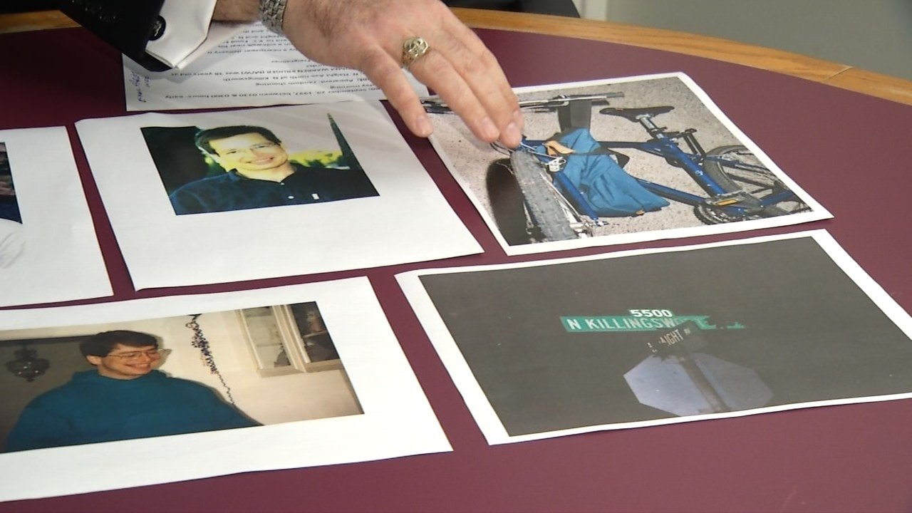 Cold case detectives continue working to solve the killing of Timm Kruger in 1997.