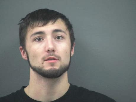 Jeffrey Owen Stamps, jail booking photo
