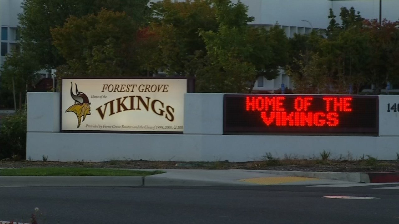Forest Grove High School (file image)