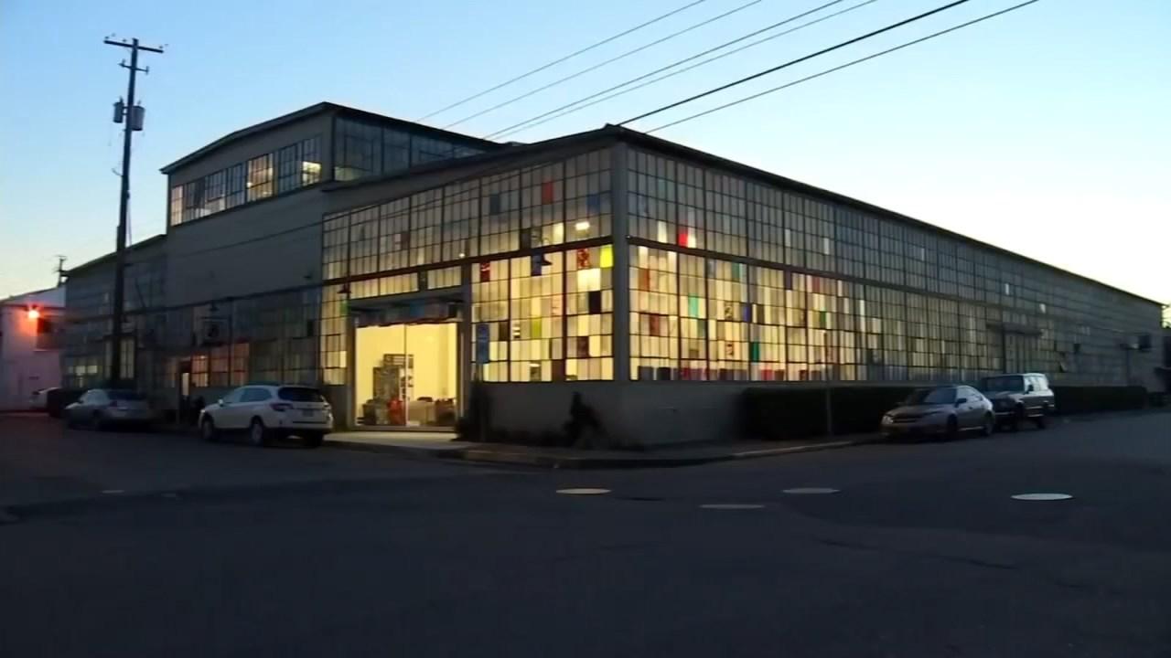 Uroboros Glass in north Portland.