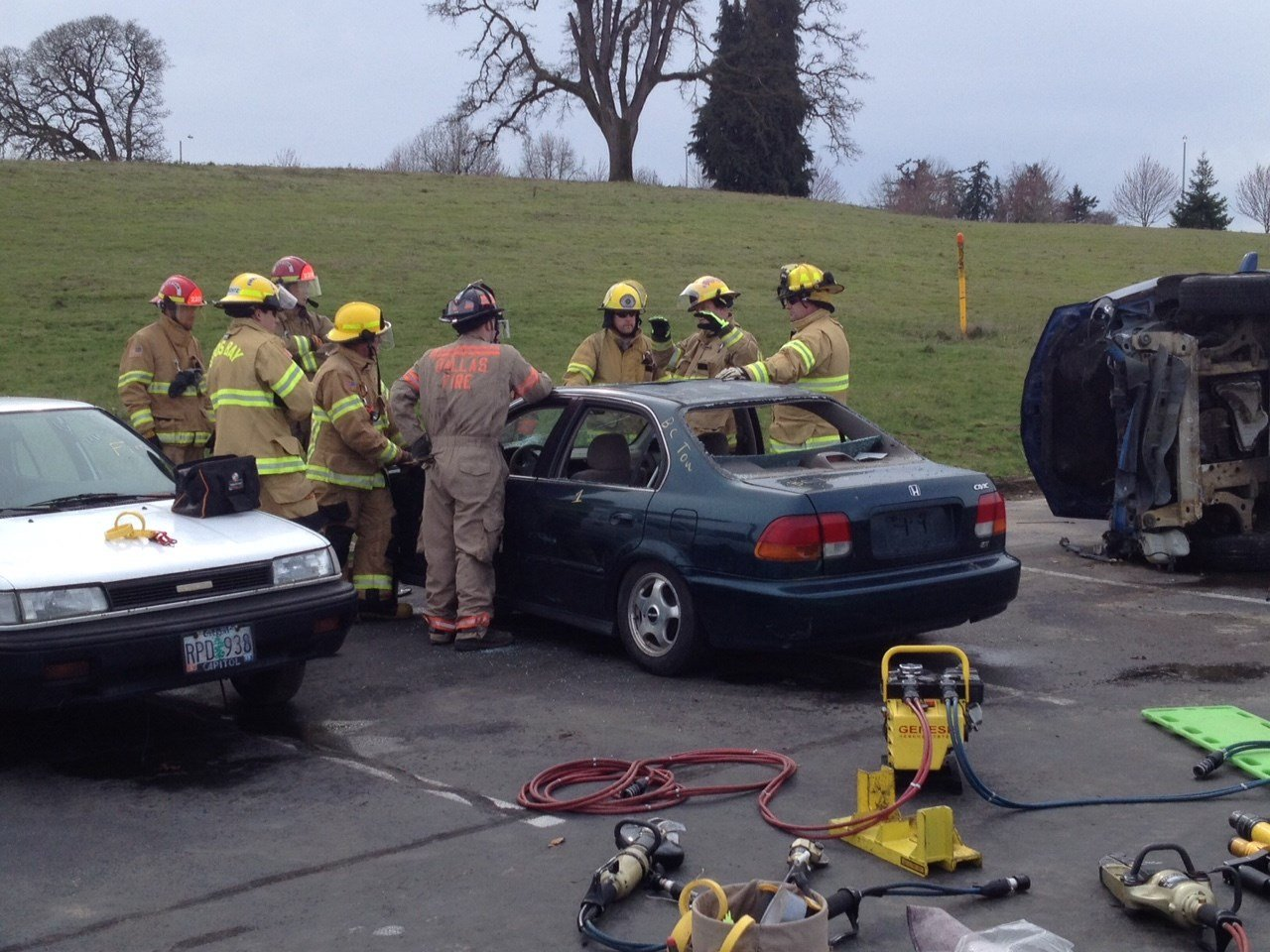 Courtesy: Oregon Department of Public Safety Standards and Training.