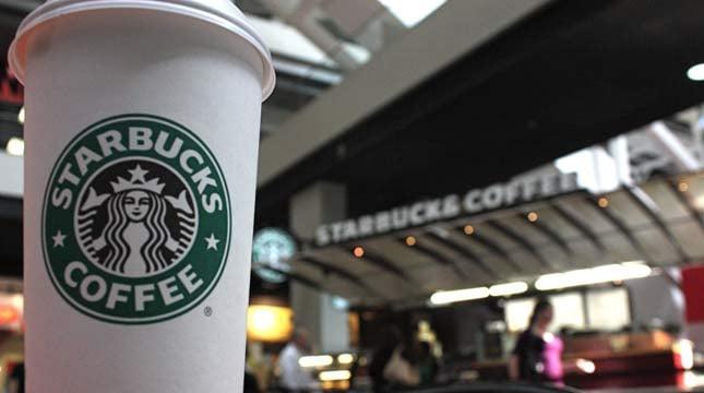Starbucks (CNN Money)