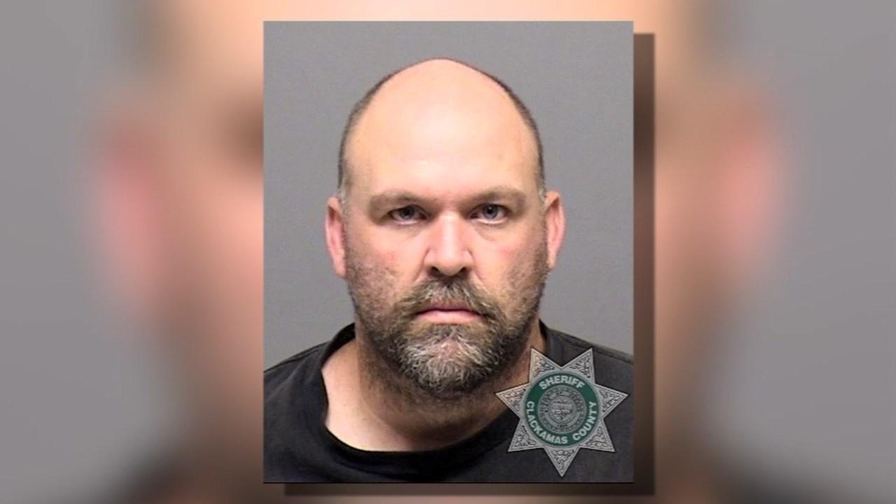 Kenneth Scott Carroll, jail booking photo