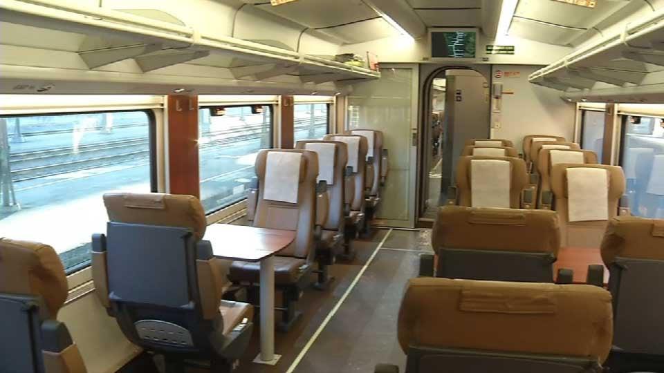 An Amtrak Cascades train (Source: KPTV)
