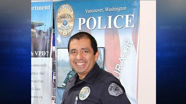 Gerardo Gutierrez (Photo: Vancouver Police Department Facebook page)