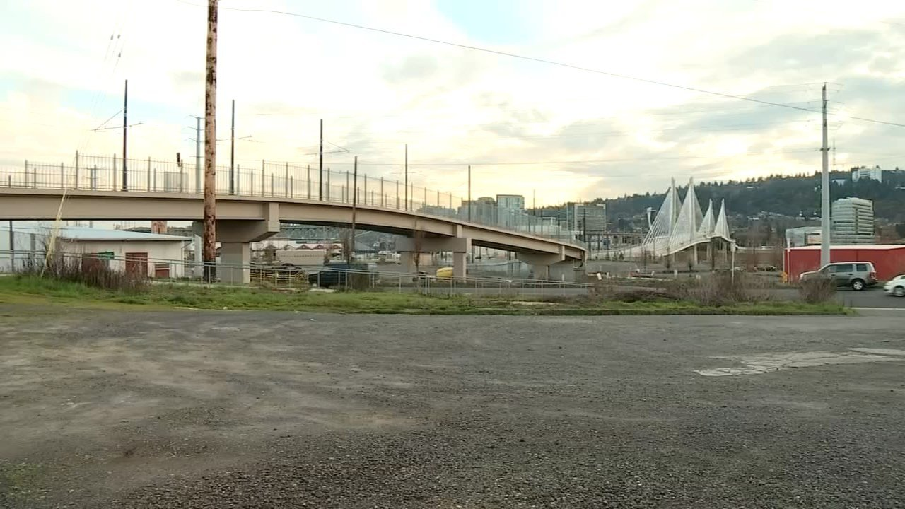 Area of the new location of Right 2 Dream Too camp. (KPTV)