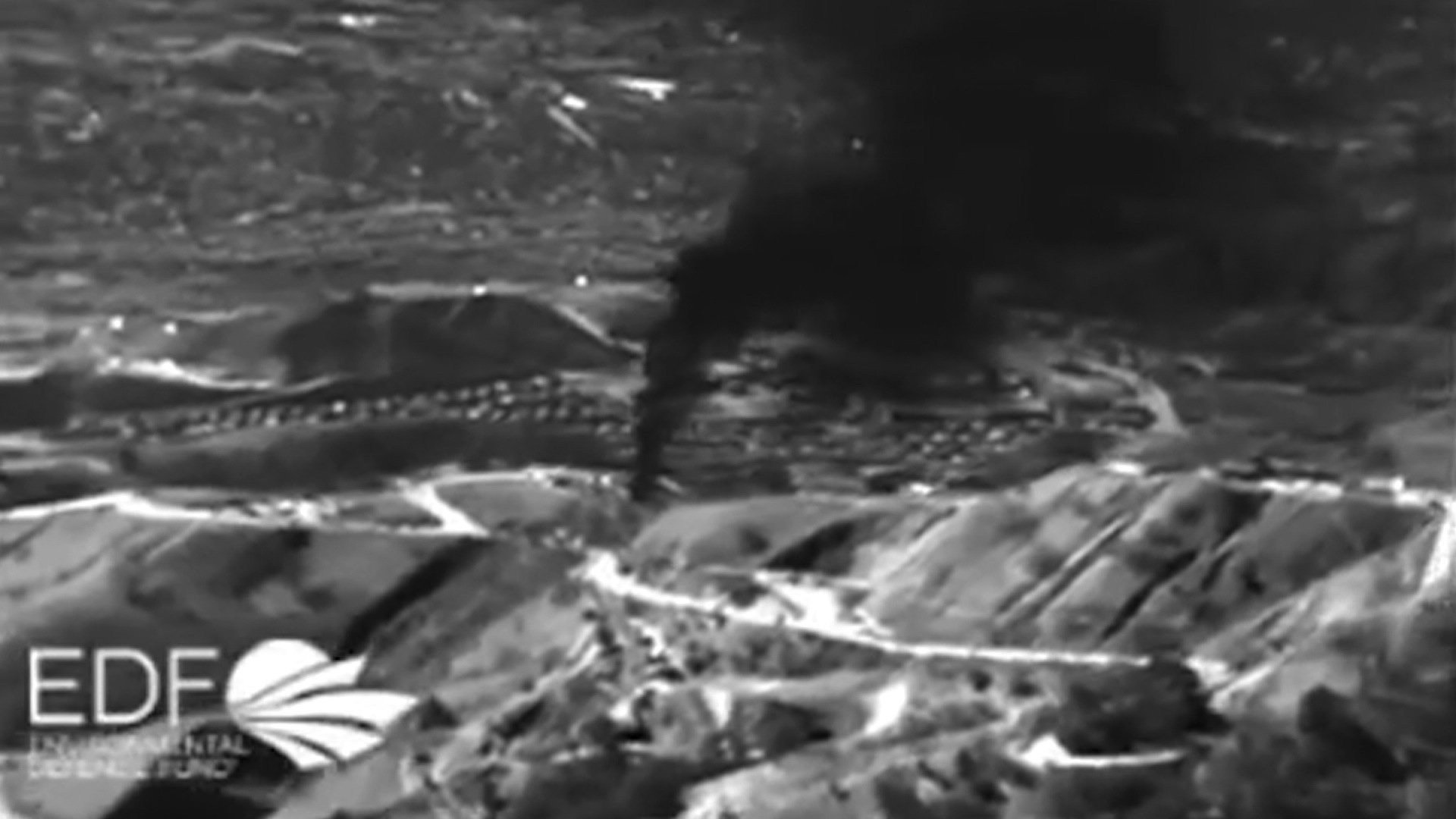 Gov. Jerry Brown declared a state of emergency over the colossal leak near the Los Angeles suburb of Porter Ranch, California. (Photo: Environmental Defense Fund)