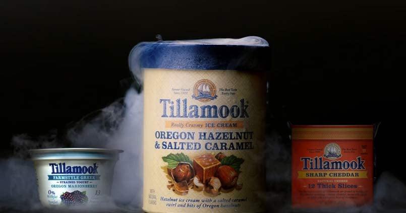 Tillamook dairy products (Image: YouTube/Tillamook)