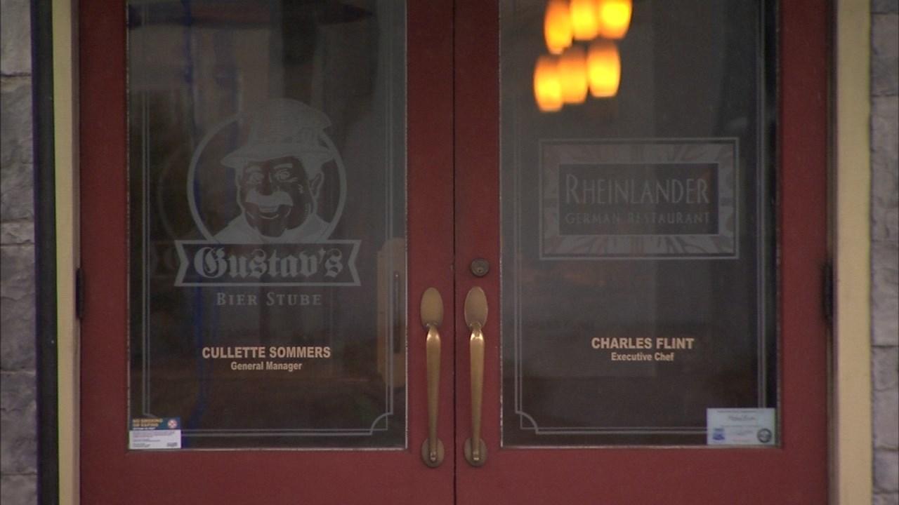 Der Rheinlander and Gustav's in NE Portland.
