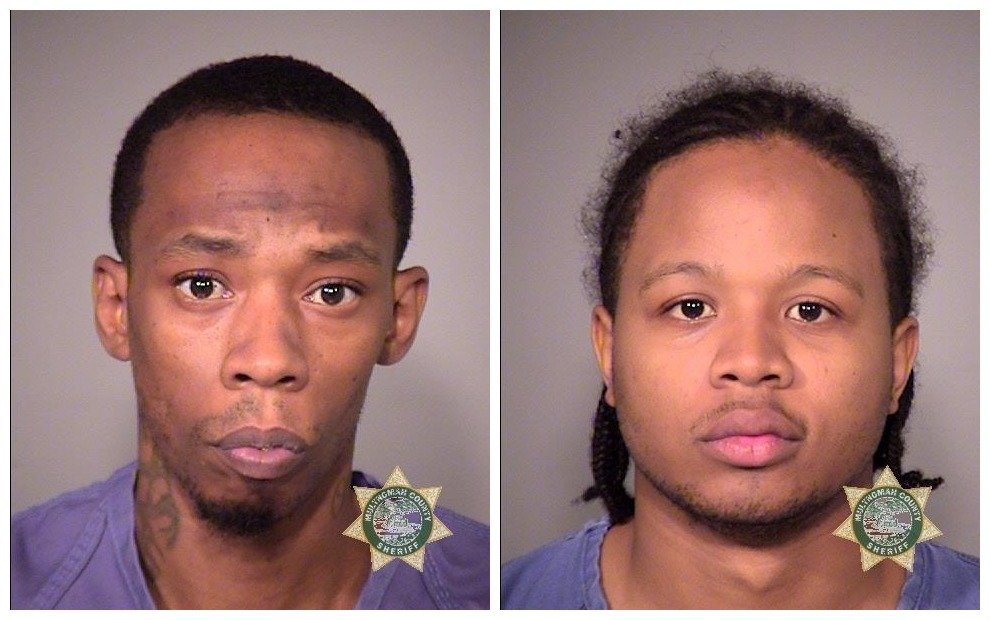 Shooting suspects: Clifford Moffett and Terry Spencer Jr.