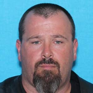 Deadly shooting victim Gary Jay Baechler (DMV photo released by Portland Police Bureau)