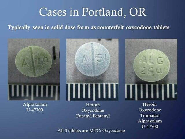 (Image: Portland Police Bureau)