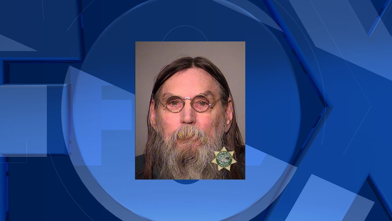 Booking photo (Multnomah County Sheriff's Office)