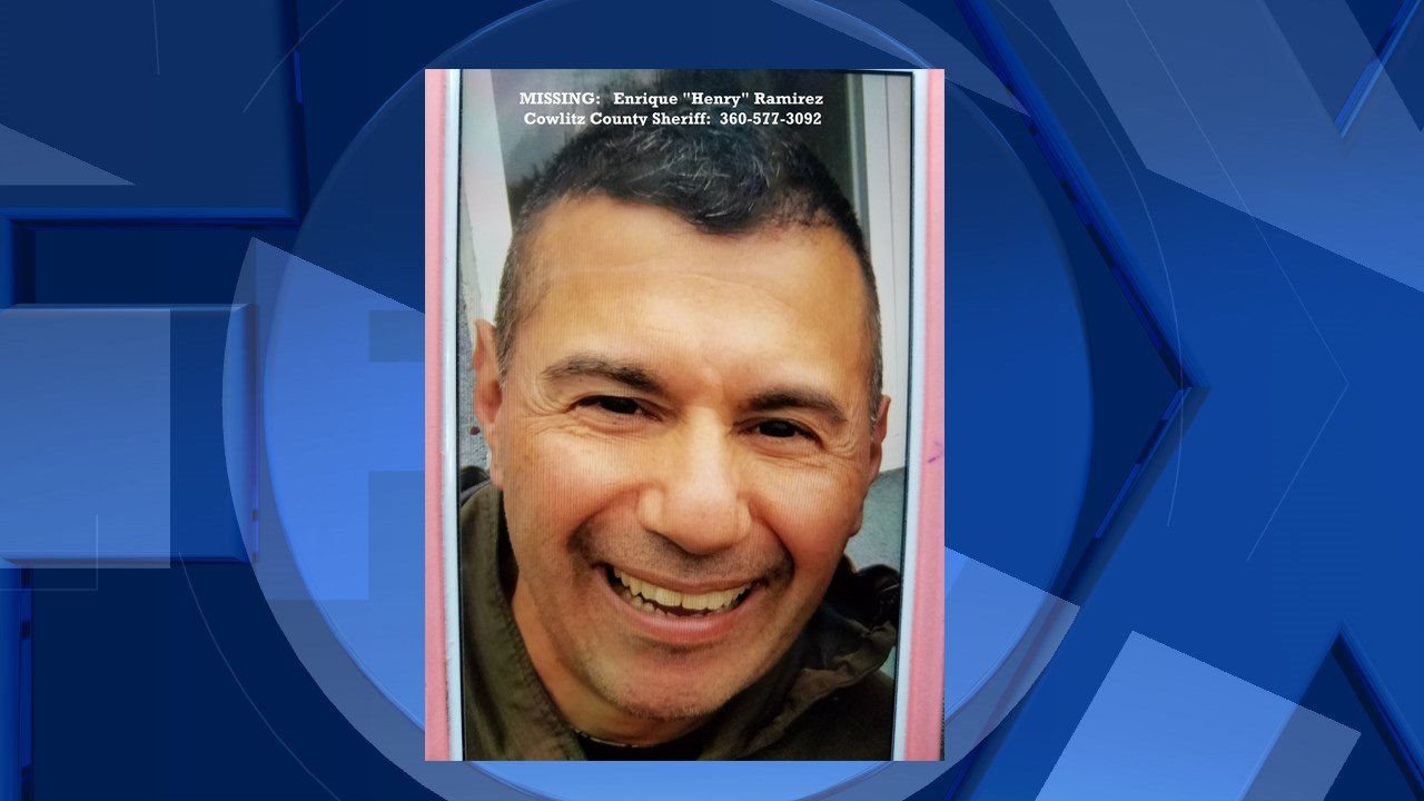 Flyer of Ramirez (Courtesy: Cowlitz County Sheriff's Office)