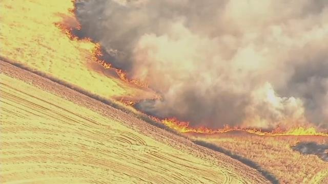 Deadly Substation Fire becomes top priority wildfire in U.S.; cause under investigation