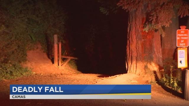 Woman falls, dies at Lacamas Creek trailhead